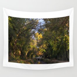 TREE VIGNETTE Wall Tapestry