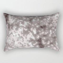 Through a Glass Darkly Rectangular Pillow