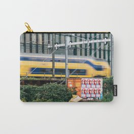 Commuter Train Carry-All Pouch