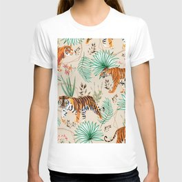 Tropical & Tigers T-shirt