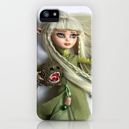 Custom Kira doll iPhone Case