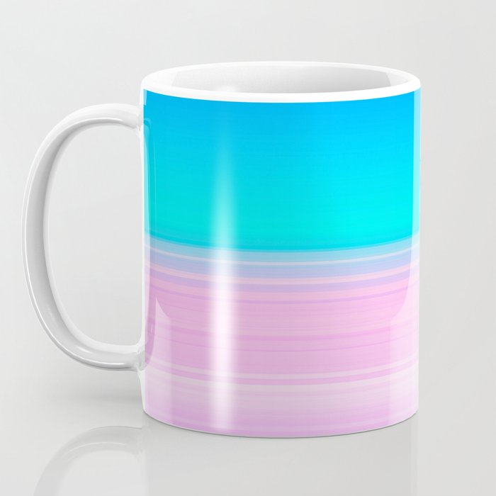 Unicorn Ombre Coffee Mug