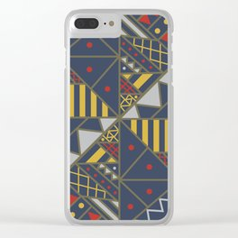 BASEL Clear iPhone Case