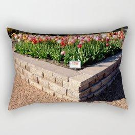 Muscogee (Creek) Nation - Honor Heights Park Azalea Festival, No. 12 of 12 Rectangular Pillow
