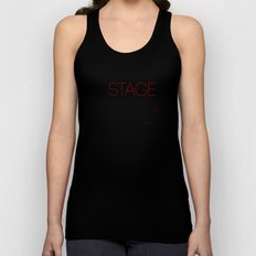 All The World's A Stage Unisex Tank Top
