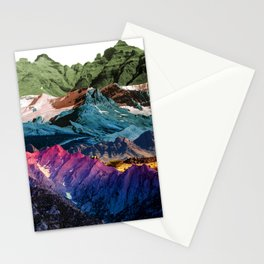 Dream Nature MOUNTAINS Stationery Cards