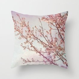More Dreaming... Throw Pillow