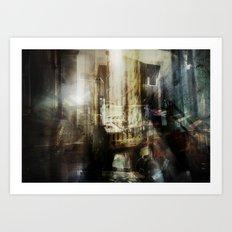Serie 2 Art Print