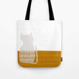 Coit Cat Pattern 3 Tote Bag