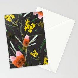 Wild Night Natives Stationery Cards