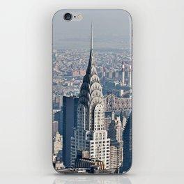 Chrysler Building New York iPhone Skin