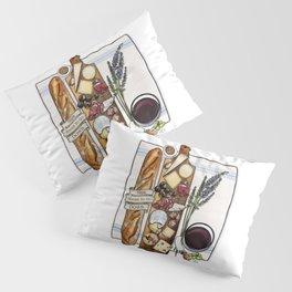 Pardon My French Pillow Sham