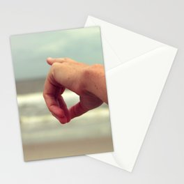 Pointing it Out Stationery Cards