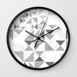 The Geomertics Wall Clock