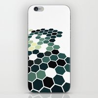 california iPhone & iPod Skins featuring California by Bakmann Art