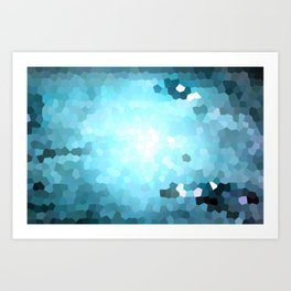 Hex Dust 2 Art Print