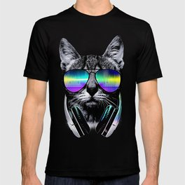 Dj Cat T-shirt