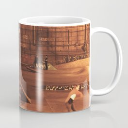 LES Skatepark, Movement Through the Night Coffee Mug