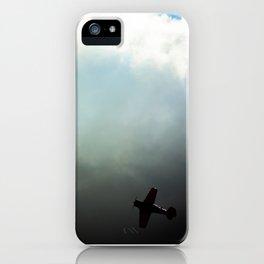 Aerobatics II iPhone Case