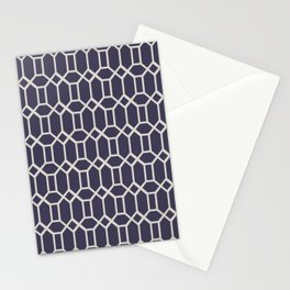 Octagonal Tiles (Patterns Please) Stationery Cards
