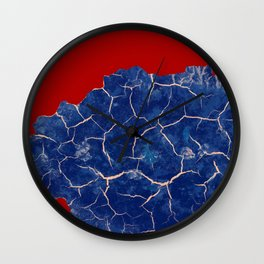 nature paints series 01 Wall Clock