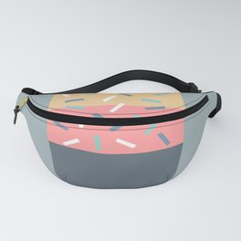 Popsicle (Blue) Fanny Pack