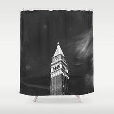St Mark's Campanile Shower Curtain