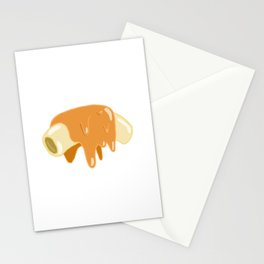 Mac & Cheese Stationery Cards