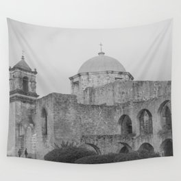 Mission San Jose Wall Tapestry