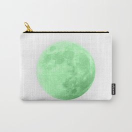 LIME MOON Carry-All Pouch