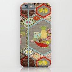 Carmen Miranda meets Josephine Baker Quilt iPhone 6s Slim Case