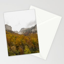 Autumn in Navarra Stationery Cards