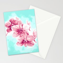 Those Orchids Stationery Cards