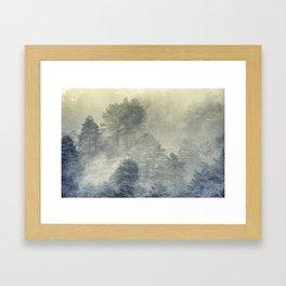 """Simbiosis IV"" Framed Art Print"