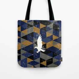 Ravenclaw House Pattern Tote Bag