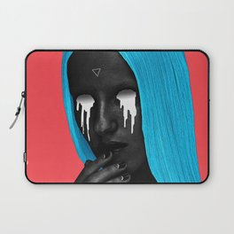 small upside down triangle Laptop Sleeve