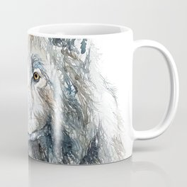 Wolf#2 Coffee Mug