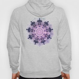 FREE YOUR MIND MANDALA Hoody