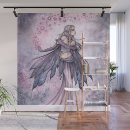 Captured Sky Celestial Fairy Fantasy Art Wall Mural