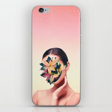 PLANT FACE iPhone Skin