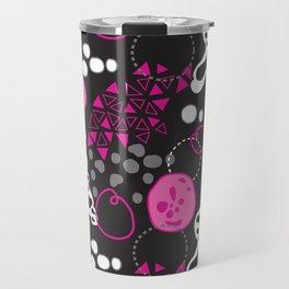 Amoeba Amoeba Pink Travel Mug
