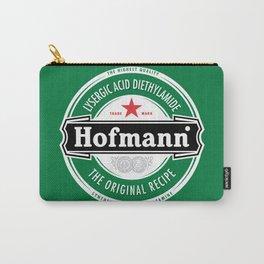 Albert Hofmann LSD Beer Label Carry-All Pouch