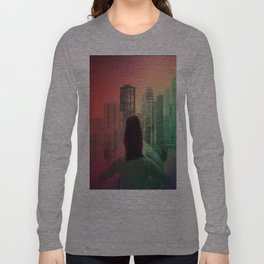 CHICAGO ABYSS Long Sleeve T-shirt