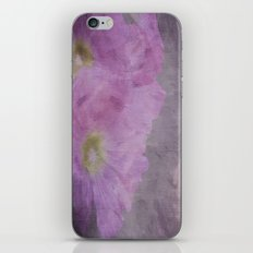 Hollyhock 2 iPhone & iPod Skin