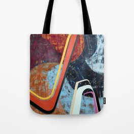 Something REALLY Strange Is Goin' On... Tote Bag