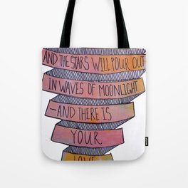 One Day, Tote Bag