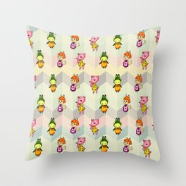Being Throw Pillow