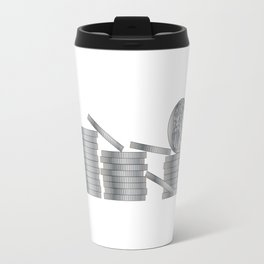 30 Pieces Of SIlver Travel Mug