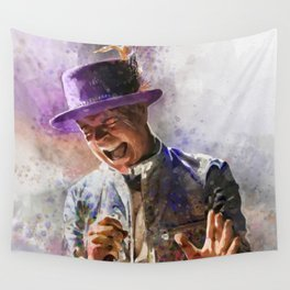 Gord Downie Wall Tapestry