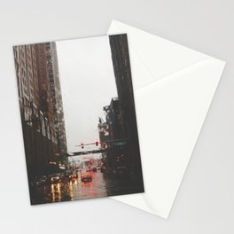 Griswold St - Detroit, MI Stationery Cards